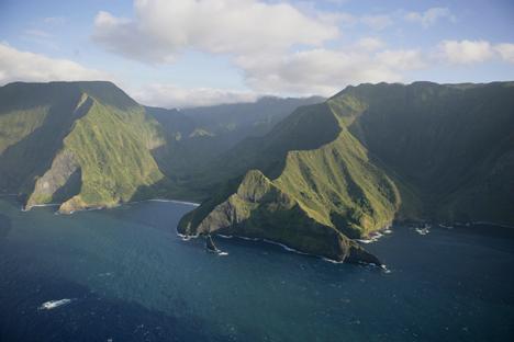 Molokai Outdoor Activities - Molokai,and Kalaupapa where